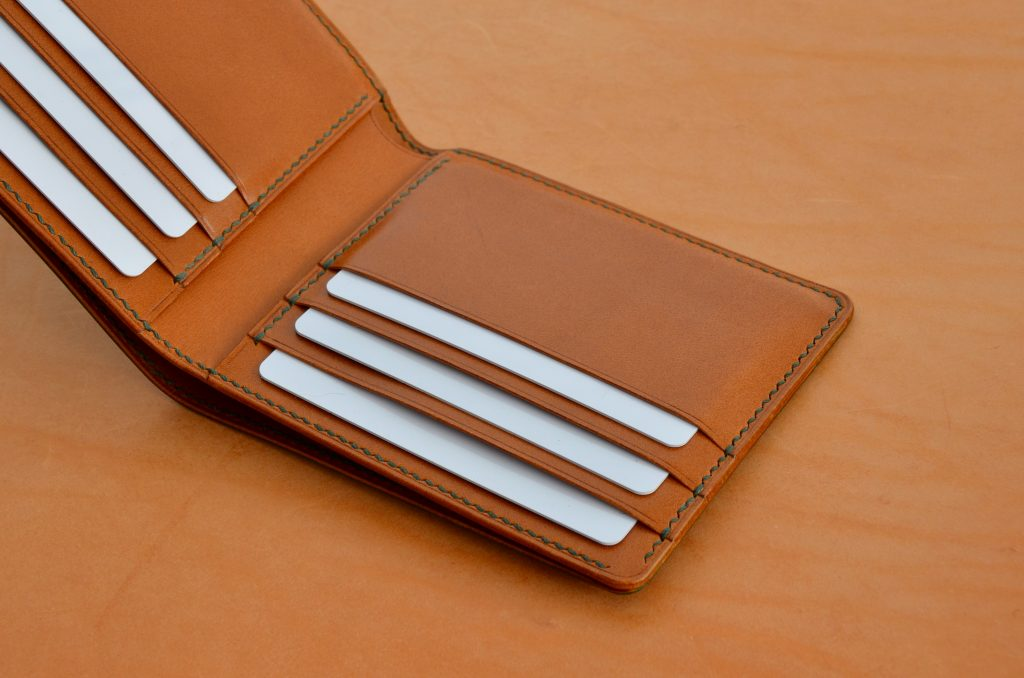 Handmade Bifold Wallet